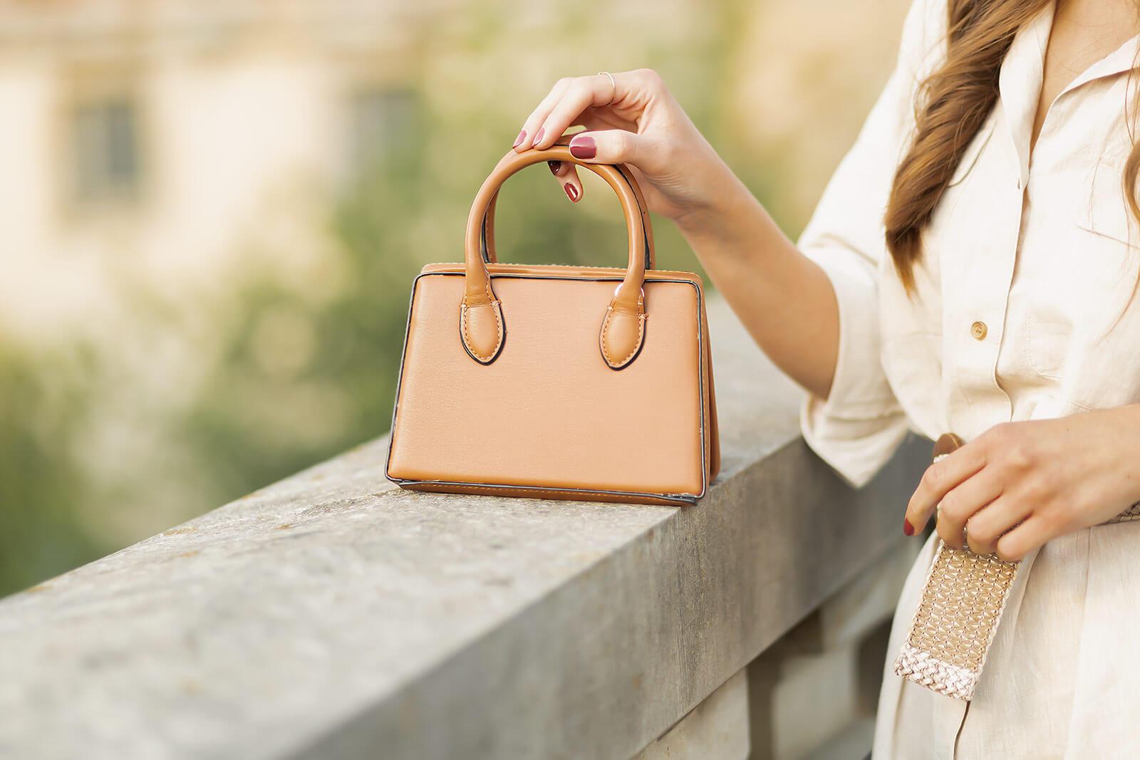 Trend Taschen für den Sommer, Taschen Trends 2020, Mini Taschen, Shoelove by Deichmann