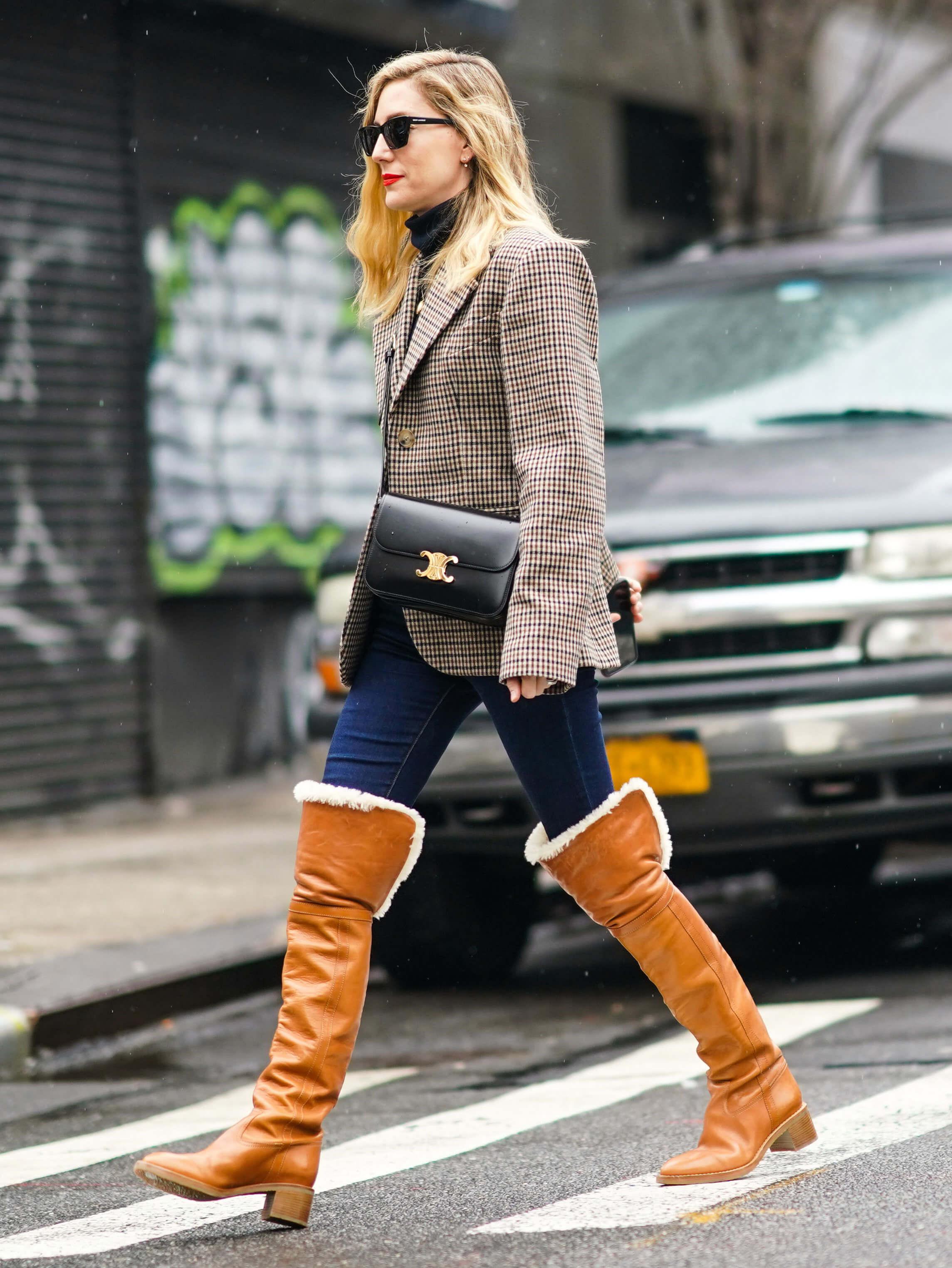 Overknees, Streetstyle New York, Joanna Hillman