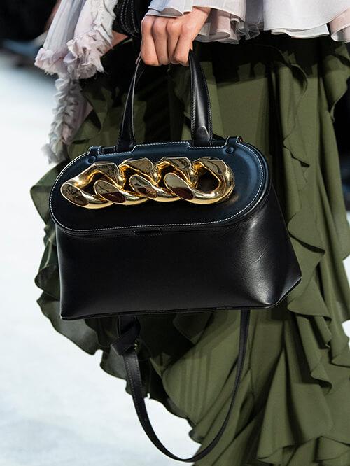 Accessoires für Damen, Ketten-Taschen