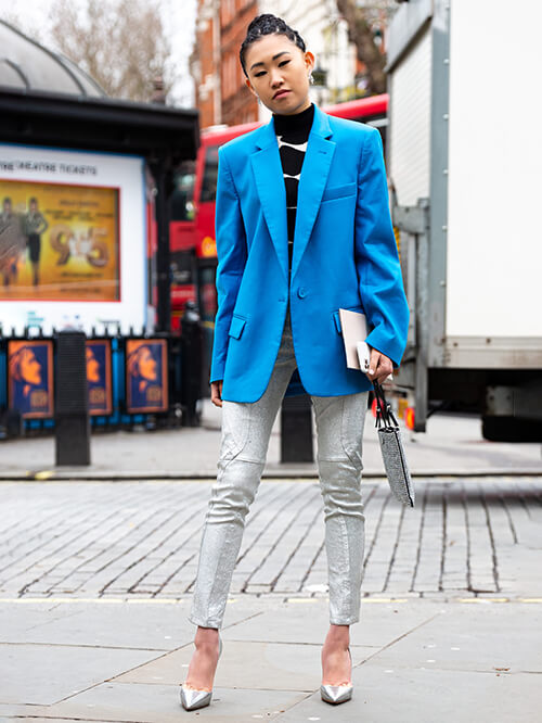 Party Looks, Streetstyle London, Jaime Xie