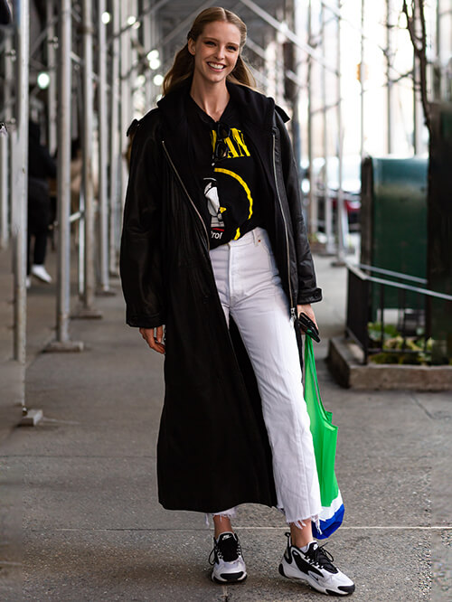 Herbst Outfit, Streetstyle New York