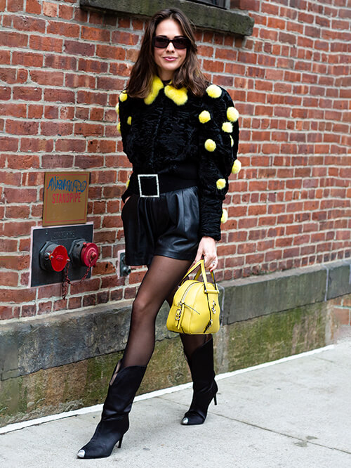 Herbst Outfit, Streetstyle New York, Therese Hellström