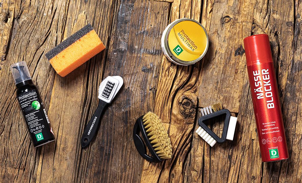 Schuhpflege, Produkte, Deichmann