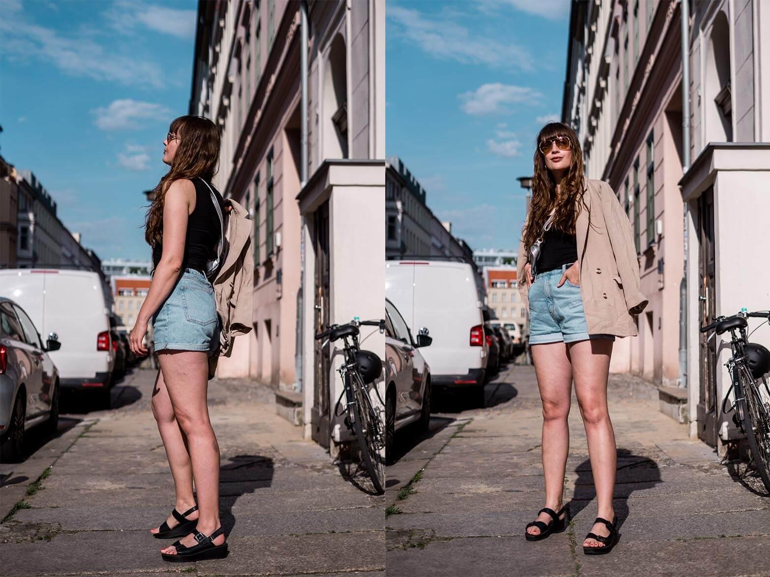 Stylingtipps für längere Beine