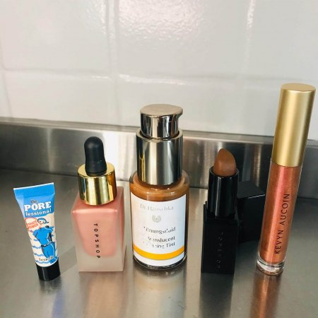 Quick Make-up Produktauswahl