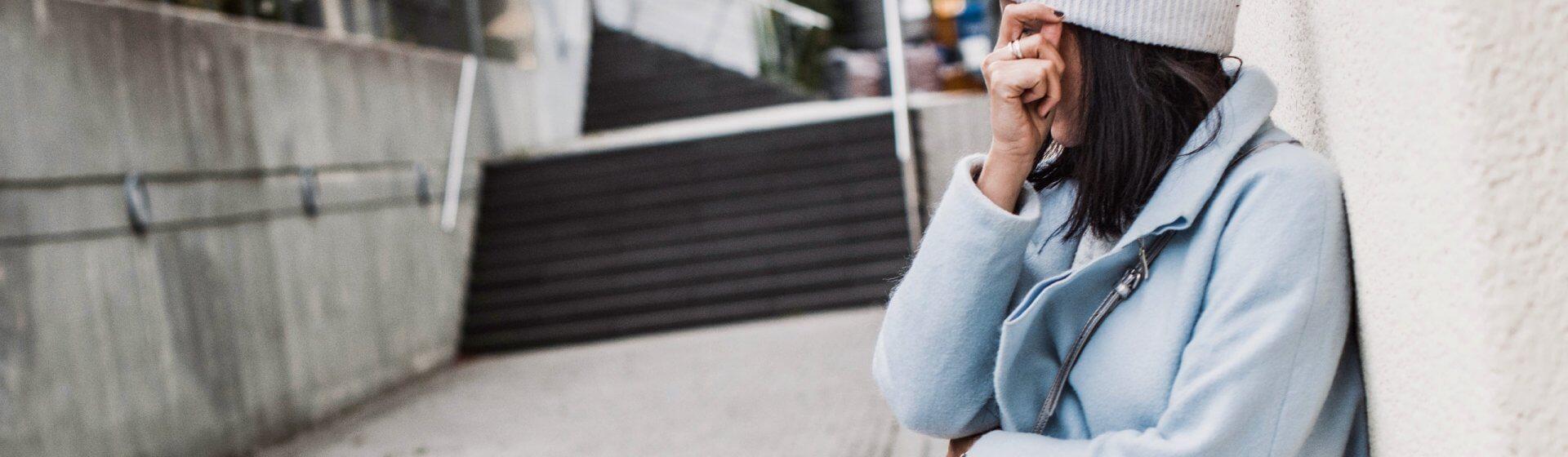 Die Trendfarbe Hellblau im Herbst tragen Shoelove Deichmann
