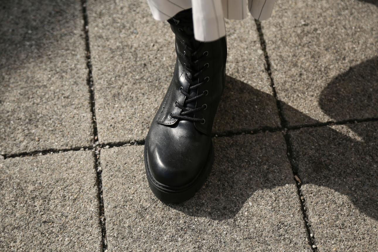 Die schönsten Stiefel aus Leder für den Herbst