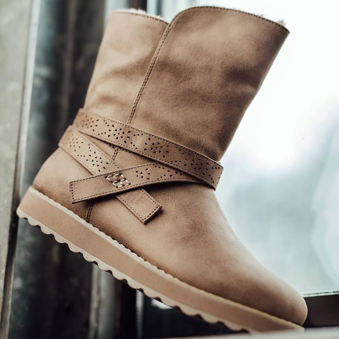 Boots mit Warmfutter