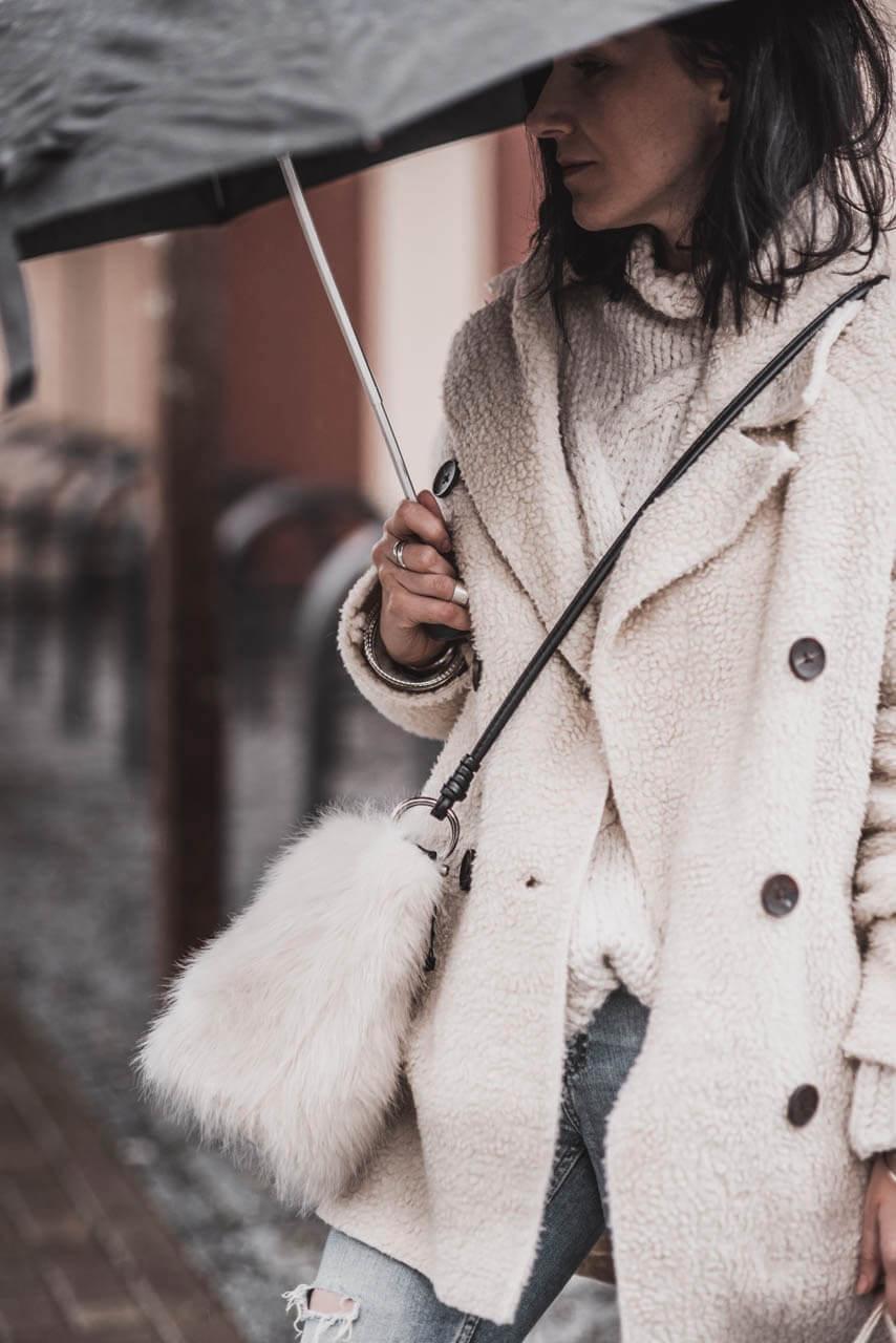 Trend Fake Fur - so funktioniert der Look Shoelove Deichmann