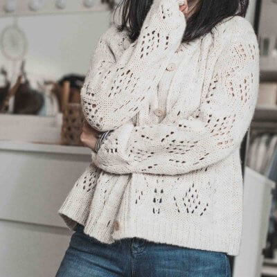 Lieblingsteil Cardigan - Strickjacken Trends 2020 Julies Dresscode Fashion & Lifestyle Blog