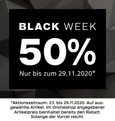Black Week bei DEICHMANN