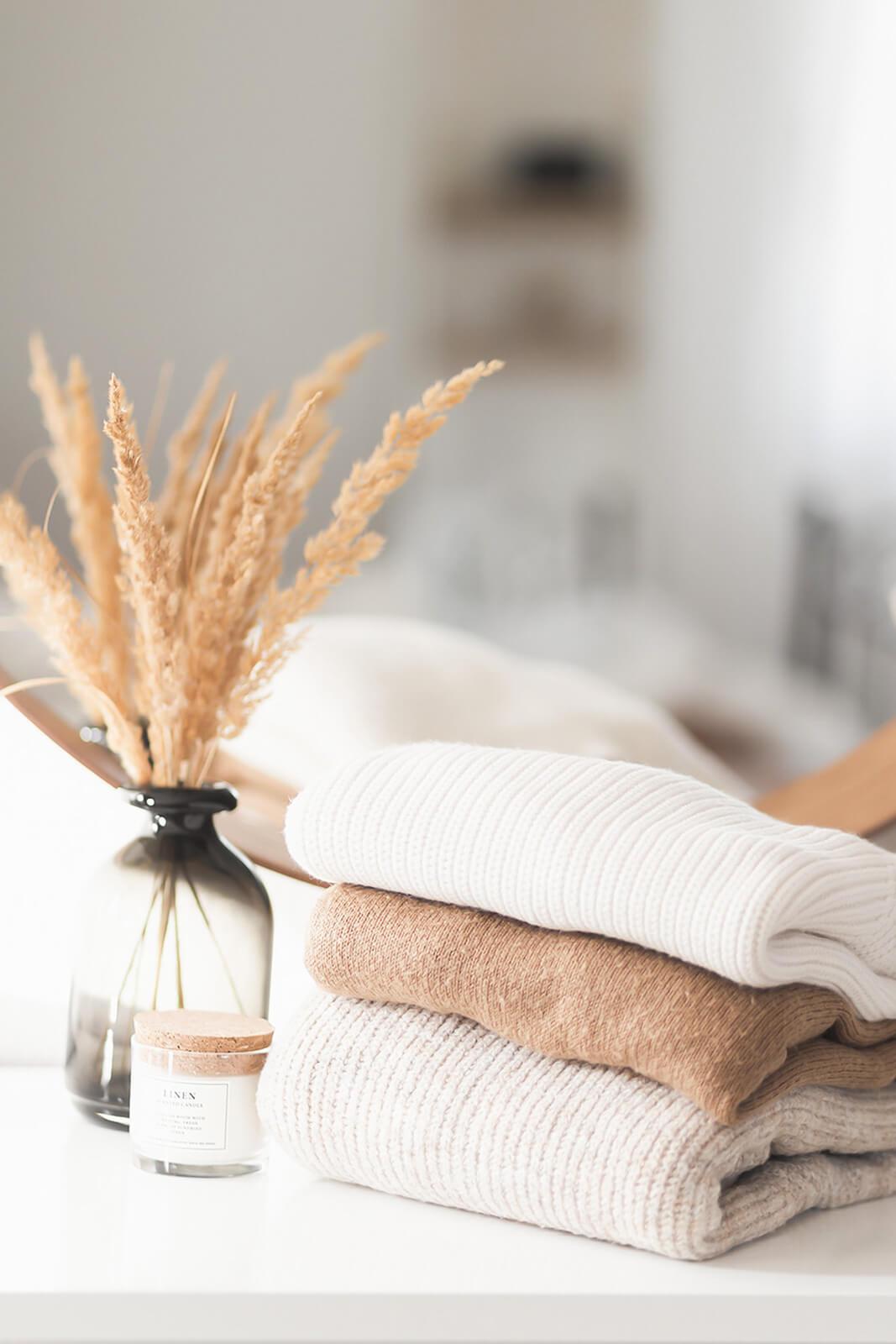 Pflegetipps für Strickpullover, Wolle richtig pflegen, Shoelove by Deichmann