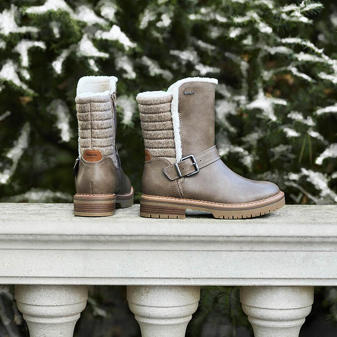 Schneespaziergang im Schnee?