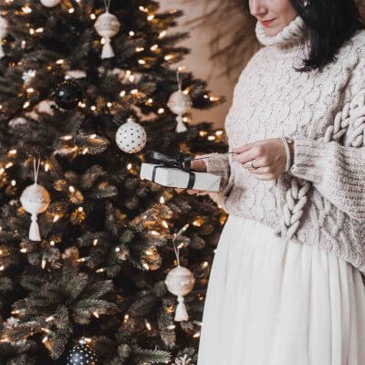 So stylst du ein gemütliches Weihnachtsoutfit Shoelove Deichmann