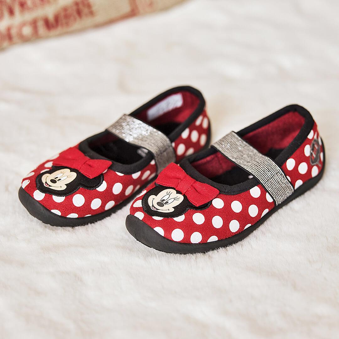 Hausschuhe Minnie Mouse