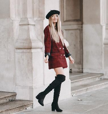 Emily in Paris Outfits nachstylen