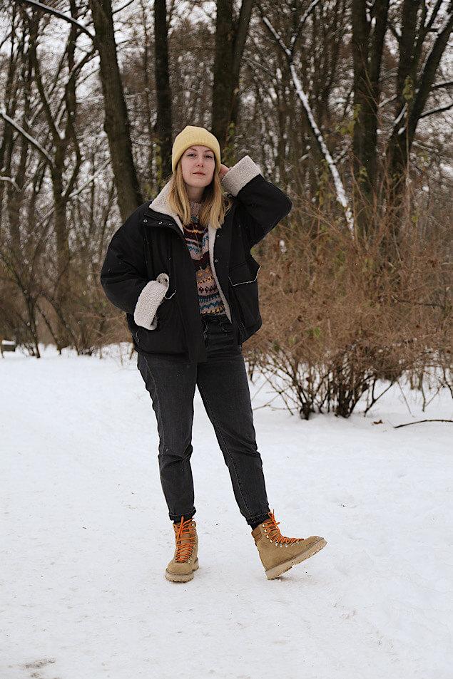 Die richtigen Stiefel für den Winter in der Stadt