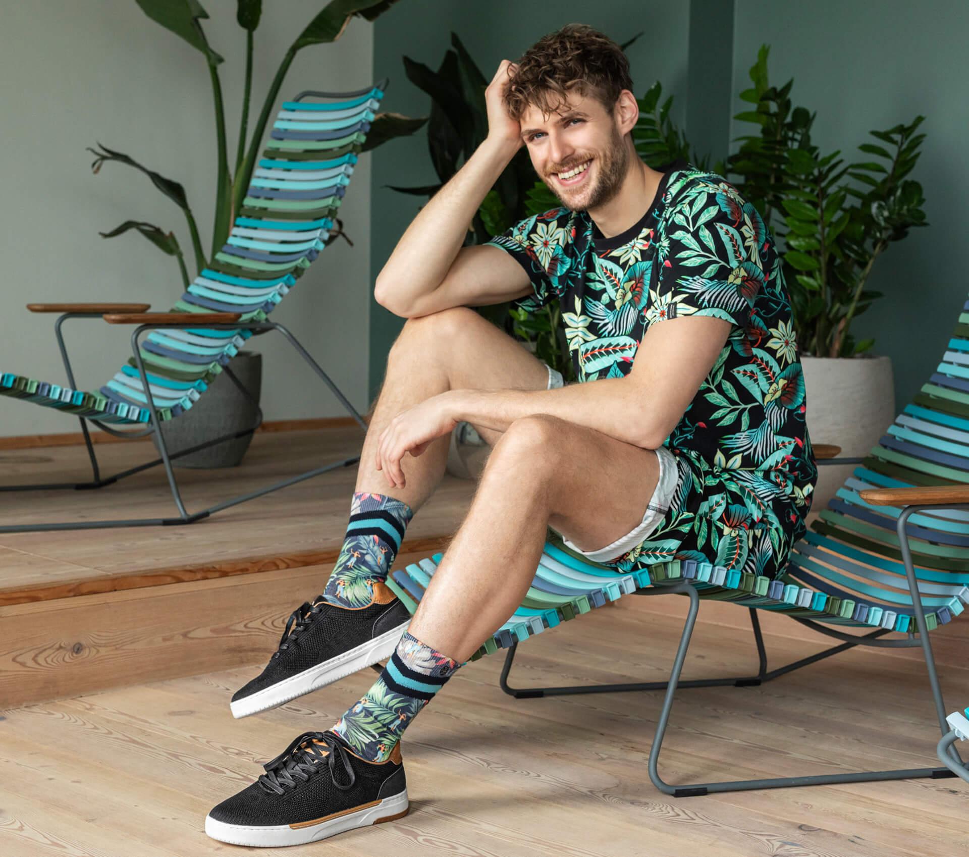 Safari Look Deichmann, Sneaker