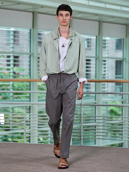 Safari Look, Runway Hermès