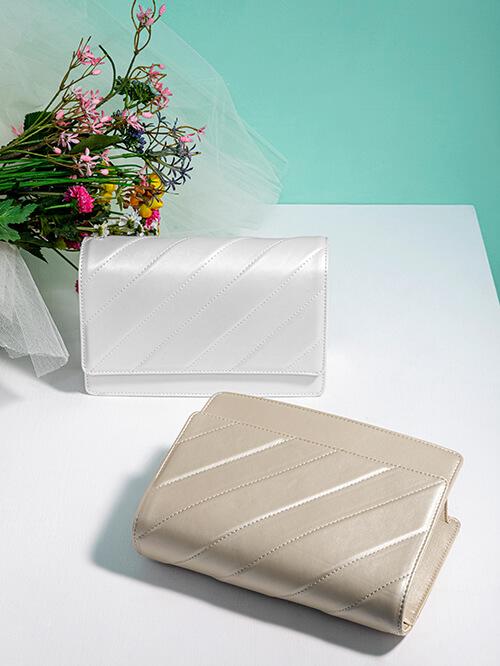 Brautschuhe Deichmann, Taschen