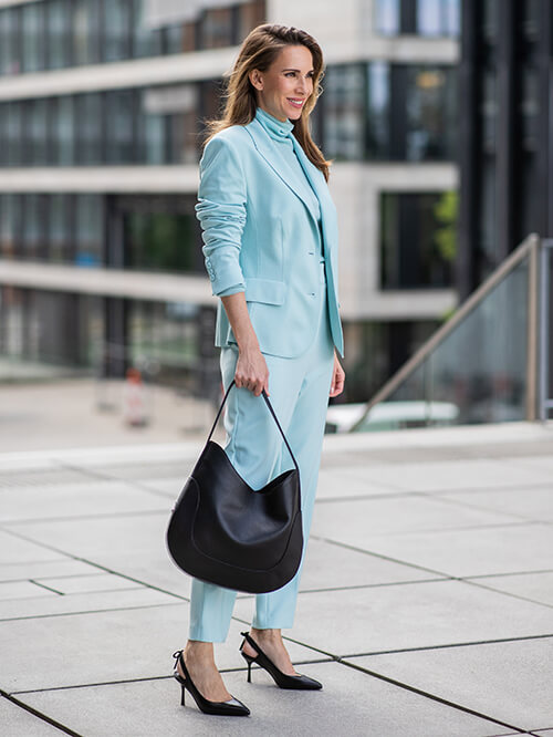 Slingbacks, Streetstyle Alexandra Lapp