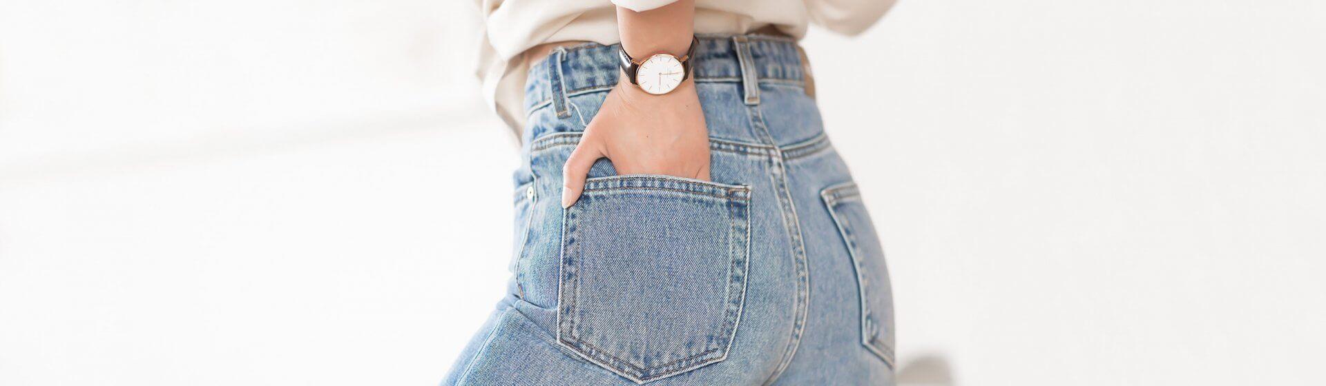 Jeans Trends 2021 - Diese Modelle sind jetzt angesagt