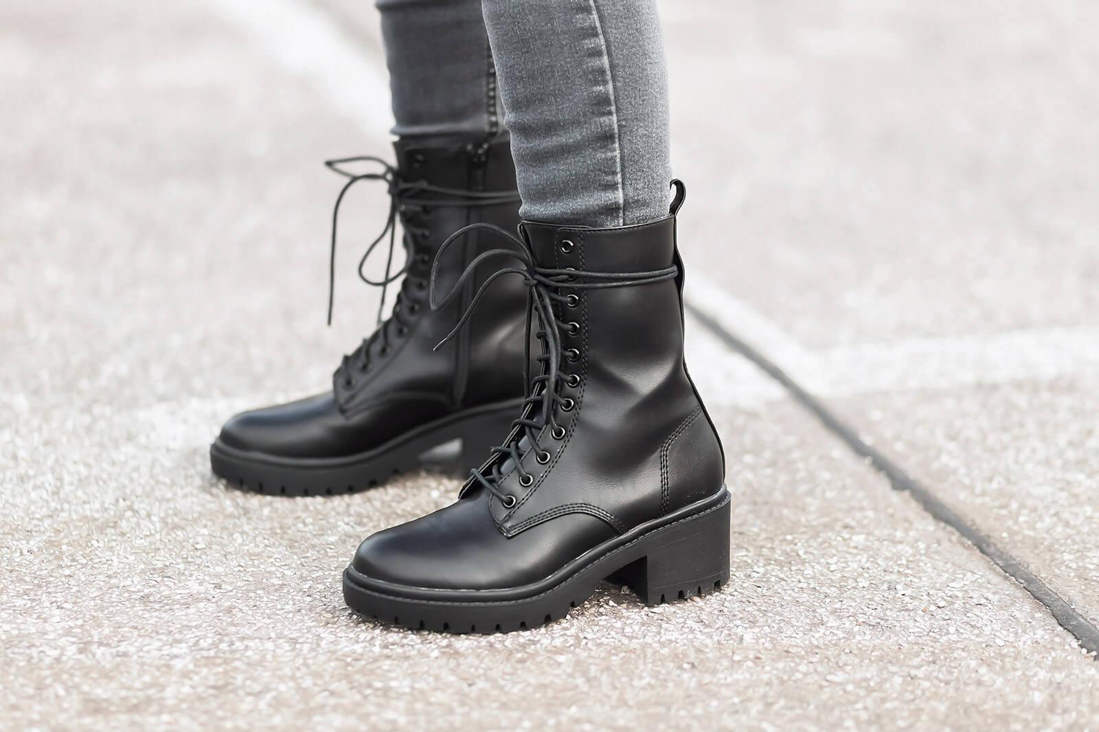 Schuhe für den Übergang, Derbe Boots, Schuhtrends Frühling 2021, Shoelove by Deichmann