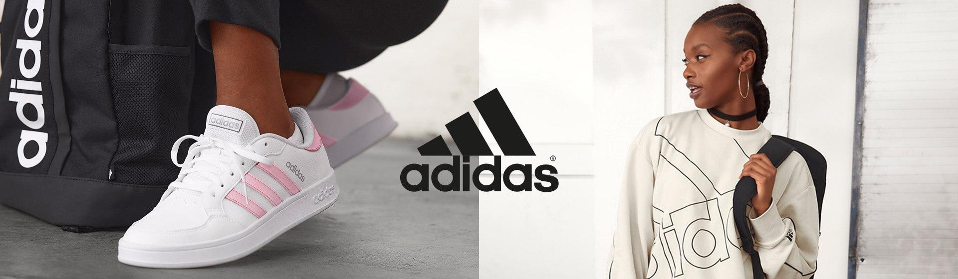 sneaker adidas essentials