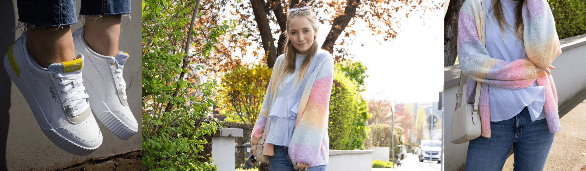 Pastellfarben Outfit Trend