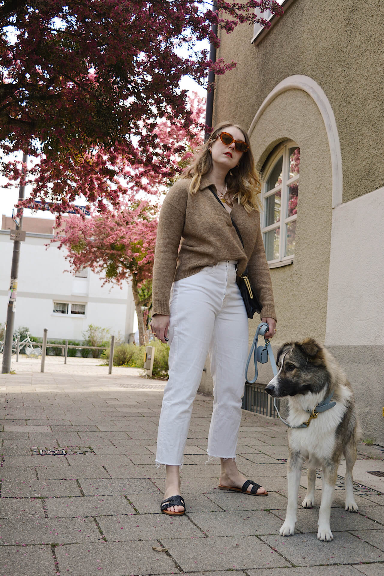 Outfitinspo Weiße Jeans