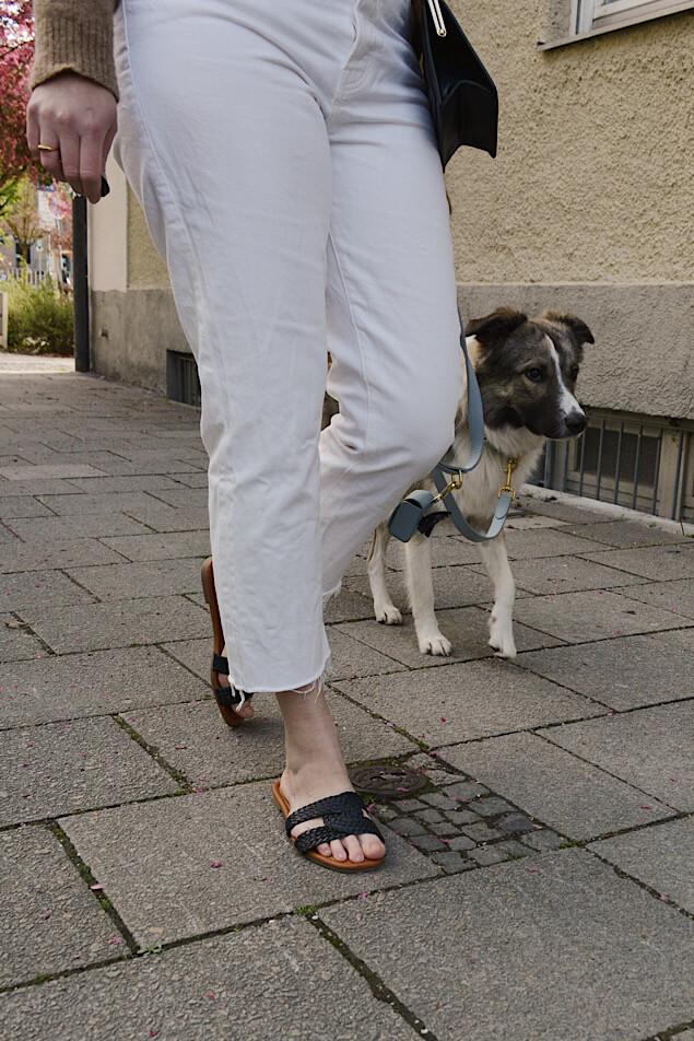 Trendreport White Jeans