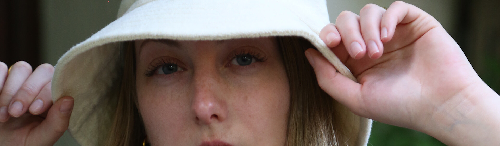 Header Bucket Hat