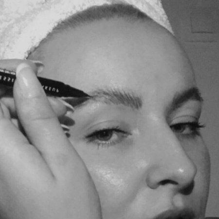 Make-up Hack für die Augenbrauen