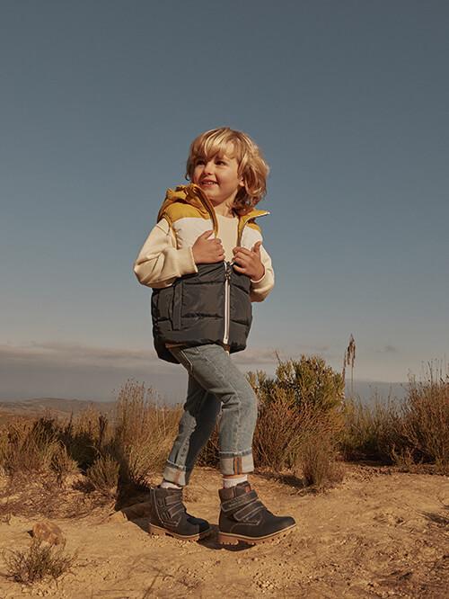 Wander-Modelle für Kinder