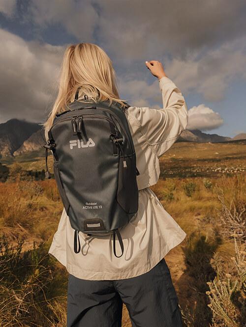 Hiking-Rucksack von Fila