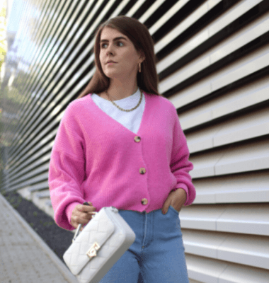 Cropped Cardigans Square