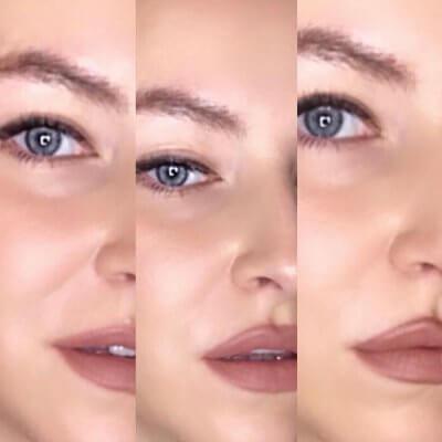 Lippenform
