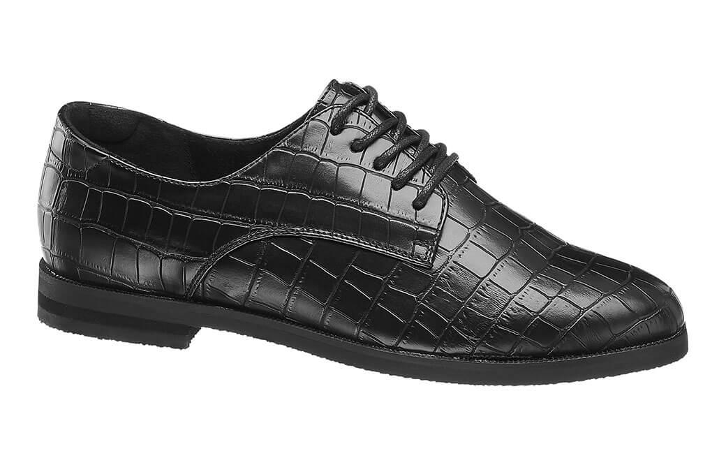 Schuh-Modelle Dandy-Schnürer Shoe Fashion