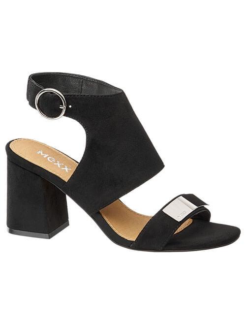 Schuh-Modelle Schaftsandaletten Shoe Fashion