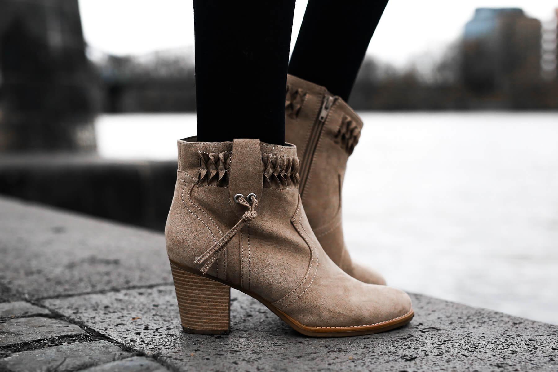 Gedanken an Outlet-Store berühmte Designermarke Boho-Look-Outfit-Winter-beige-Stiefeletten-6 - Shoelove by ...