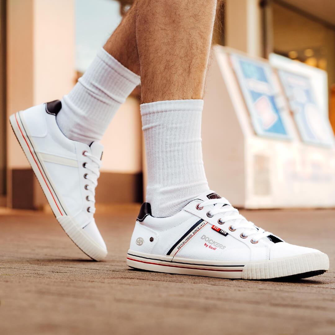 Tunrschuhe waschen, weiße Schuhe pflegen