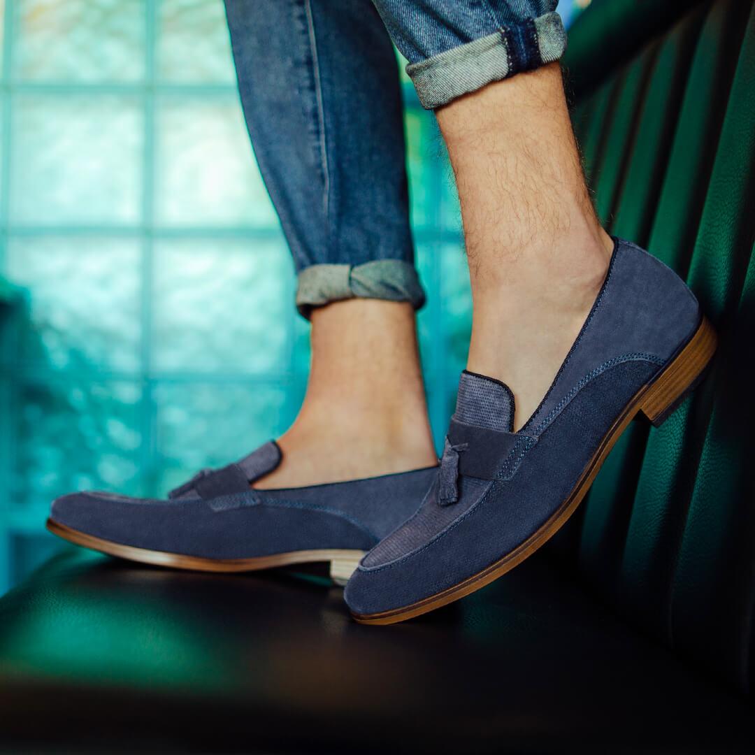 Herrenschuh Klassiker Loafer