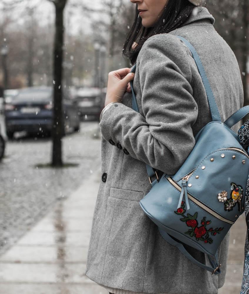 Rucksack statt Handtasche - eine stylishe Alternative Shoelove Deichmann