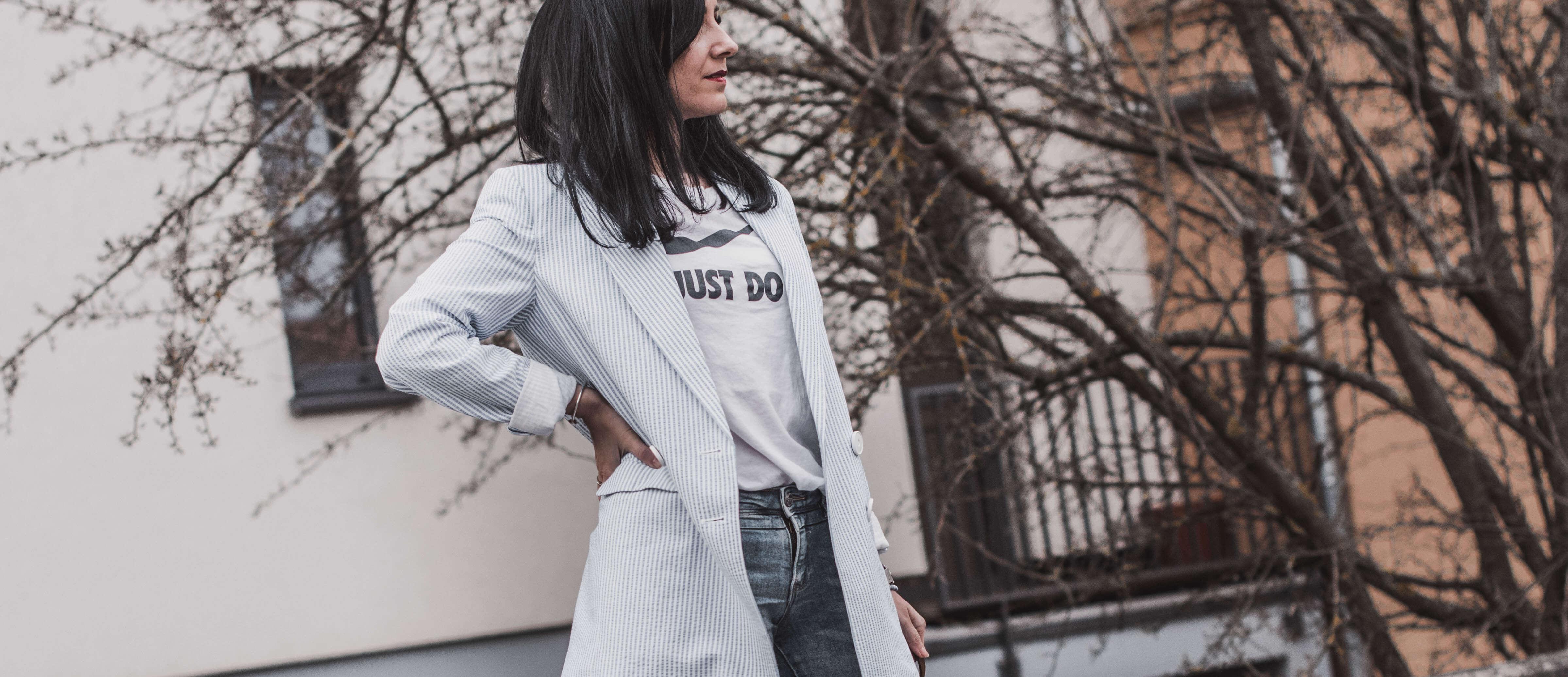 Frühlings Must Have : Oversize Blazer in Trendfarben