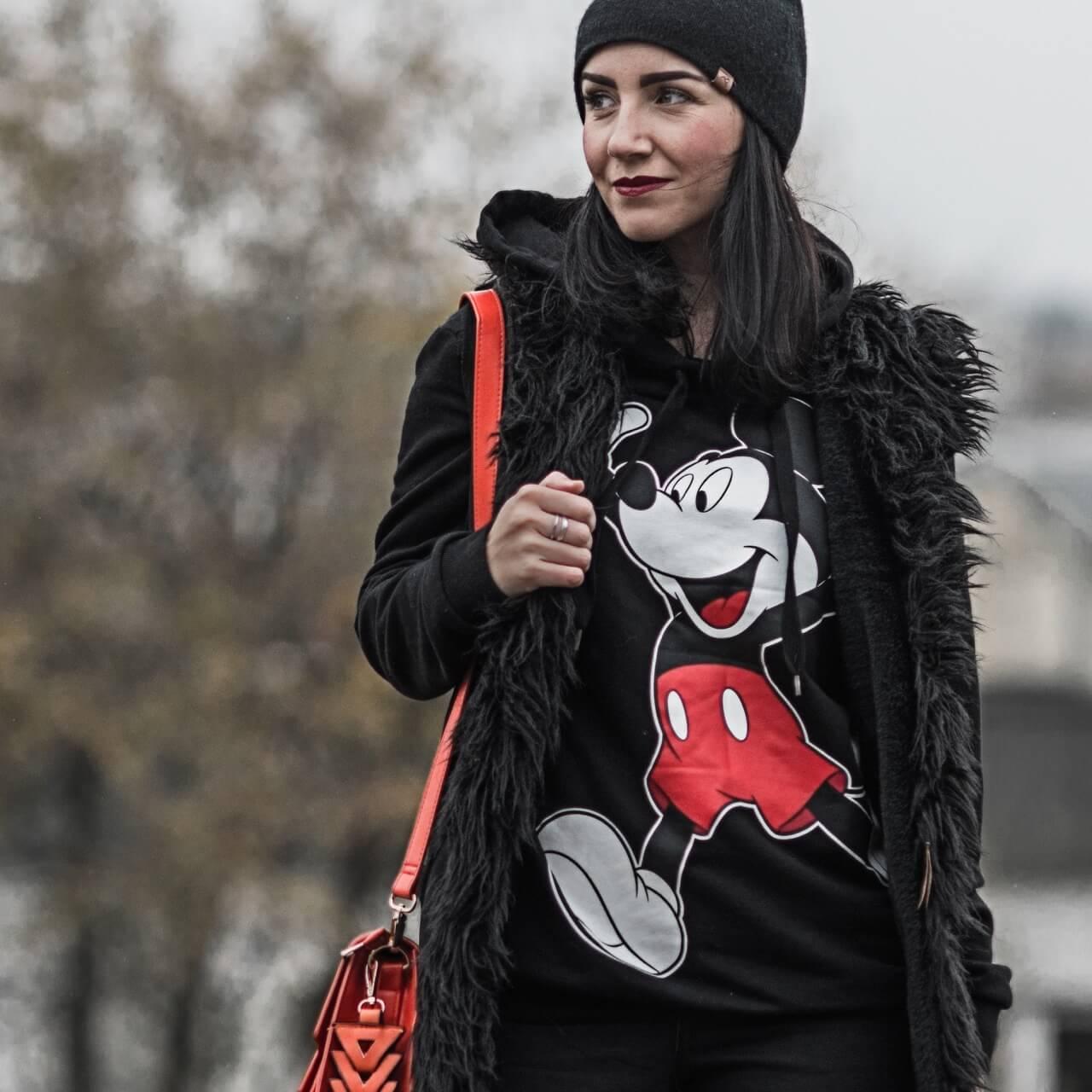 Comic Style - Mickey & Co. im Kleiderschrank Shoelove Deichmann