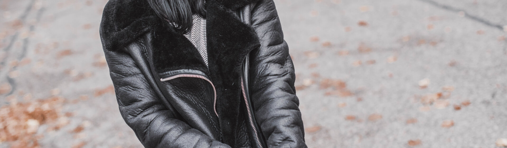 Winterjacken im Bikerstyle - Must Have für coole Winterlooks Shoelove Deichmann