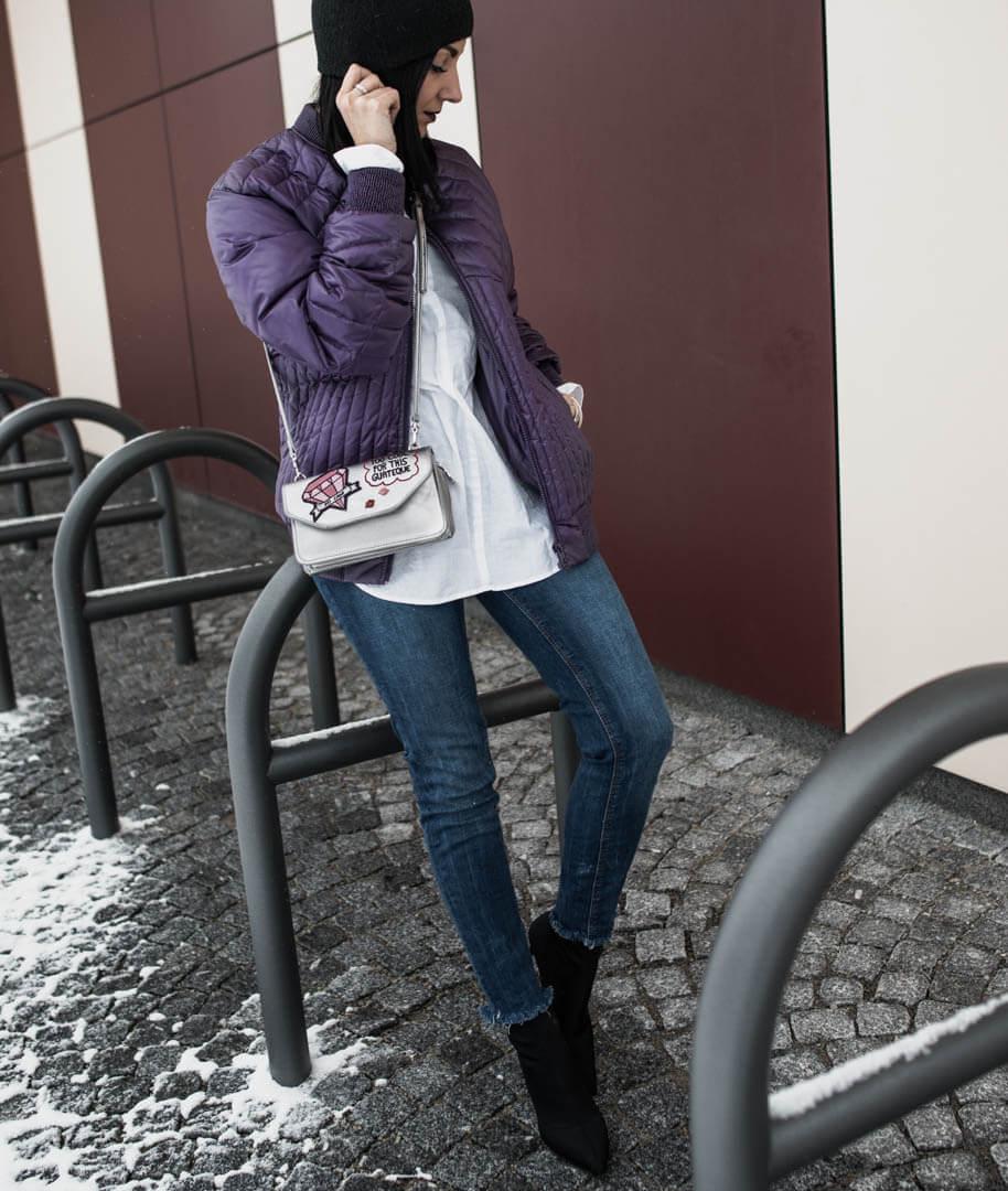 Die Pantone Farbe des Jahres 2018 - Ultra Violet Shoelove Deichmann