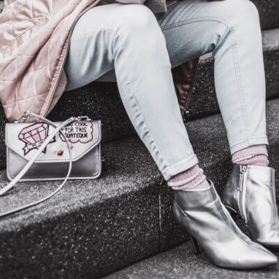 Der Metallic Trend - warum wir ihn immer noch lieben Shoelove Deichmann