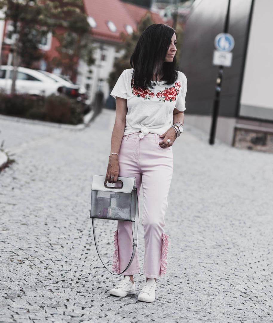 Rosa erwachsen gestylt - so tragen wir die zarte Farbe Shoelove Deichmann