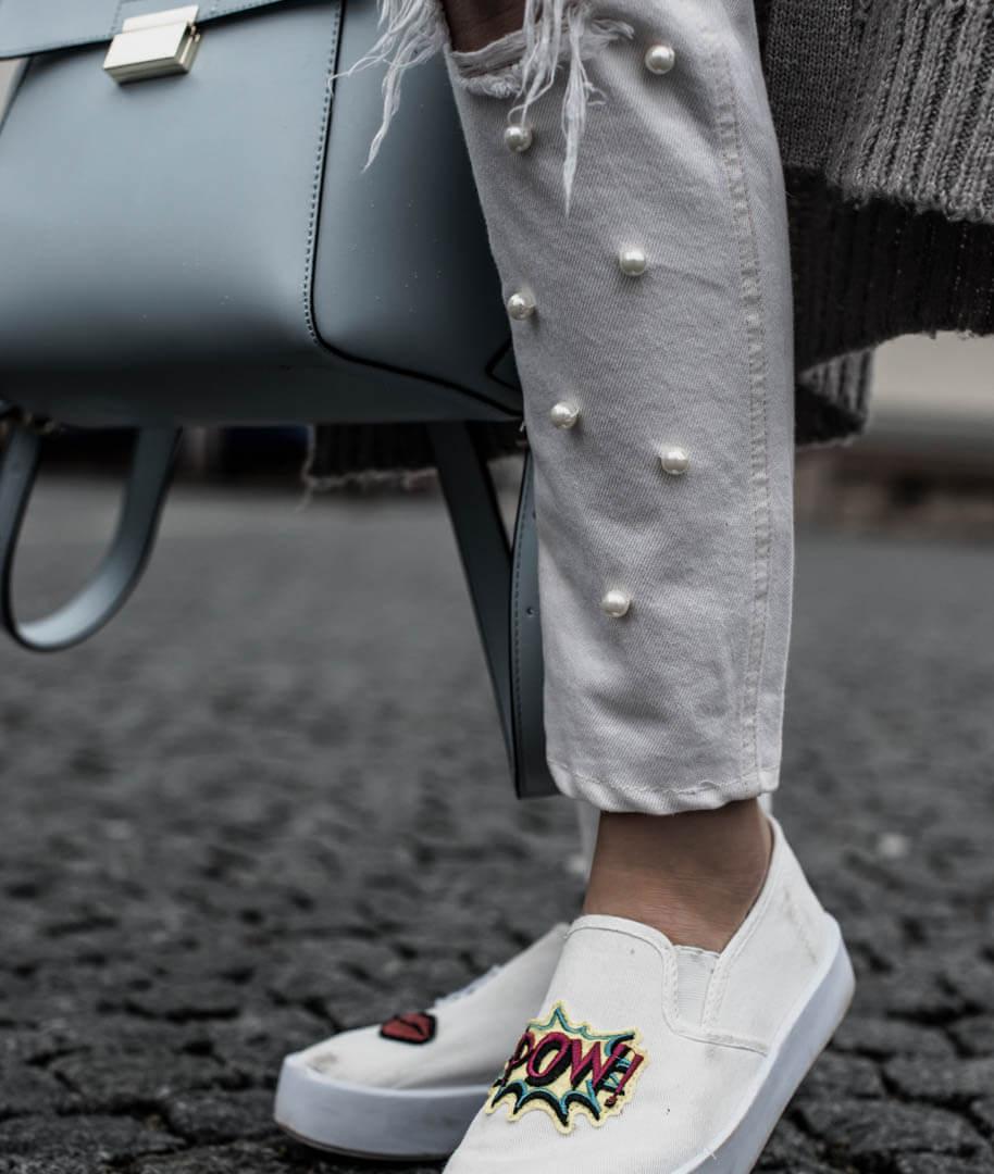 Das perfekte Outfit für den Shopping-Trip Shoelove Deichmann